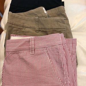 """3 pairs 9"""" Shorts"""